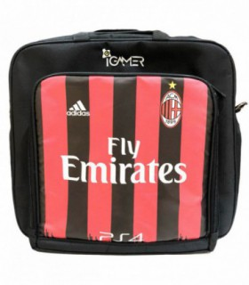 کیف کنسول PS4 آی گیمر مدل AC Milan