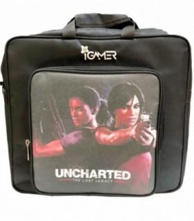 کیف کنسول PS4 آی گیمر مدل Uncharted: The Lost Legacy
