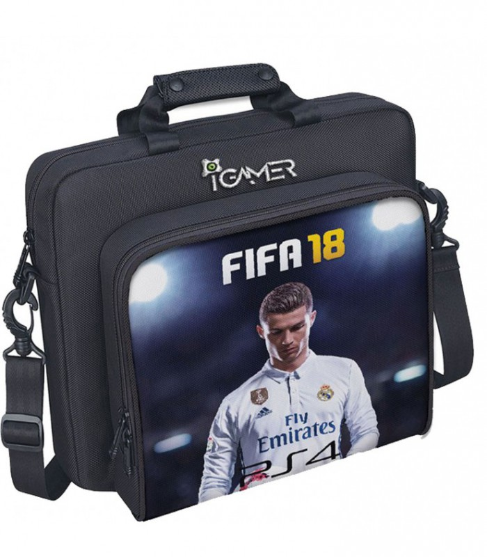 کیف کنسول PS4 آی گیمر مدل fifa 18