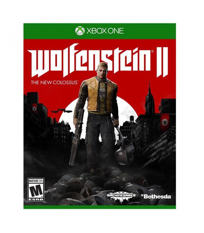 بازی Wolfenstein II: The New Colossus - ایکس باکس وان