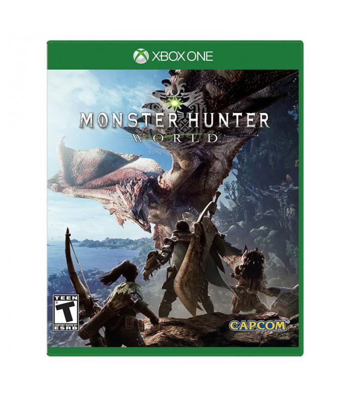 بازی Monster Hunter: World - ایکس باکس وان