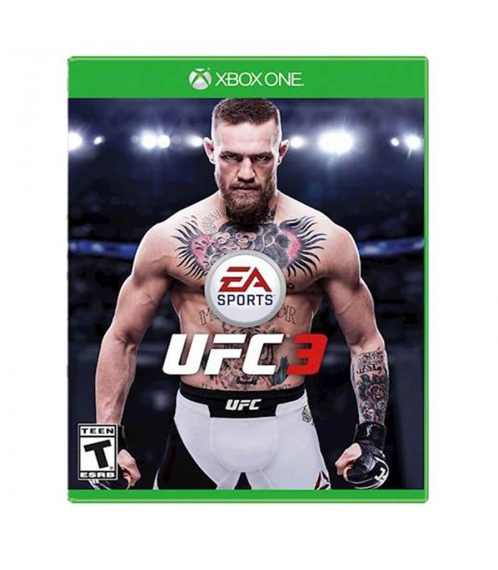 بازی UFC 3  - ایکس باکس وان