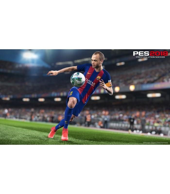 بازی PES 2018 کارکرده - پلی استیشن ۴