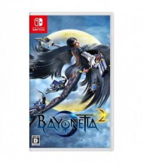 بازی Bayonetta 2 - نینتندو سوئیچ