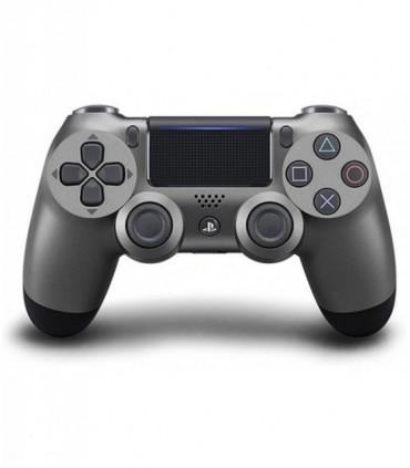 دسته خاکستری اسلیم DualShock 4 Steel Black Slim Wireless Controller