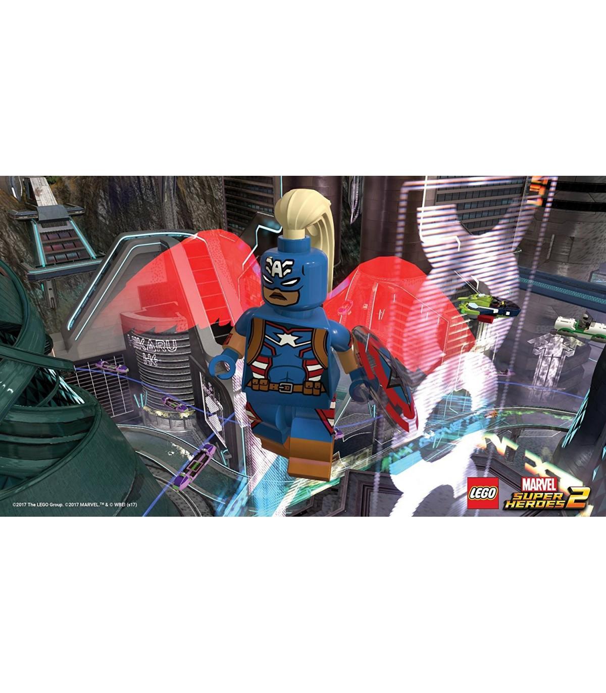 بازی Lego Marvel Super Heroes 2 کارکرده - پلی استیشن 4