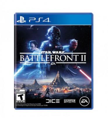بازی Star Wars Battlefront II کارکرده - پلی استیشن 4