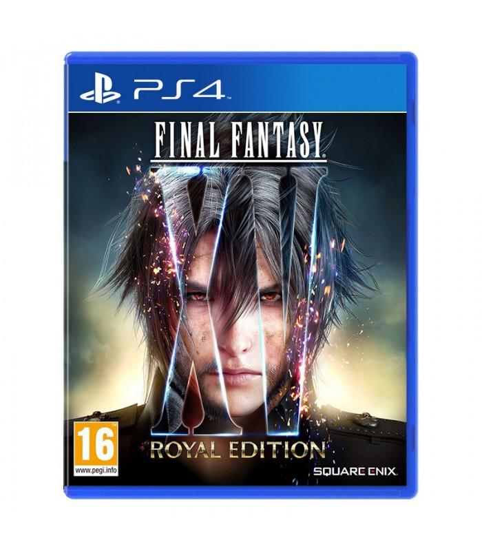 بازی Final Fantasy XV Royal Edition - پلی استیشن 4