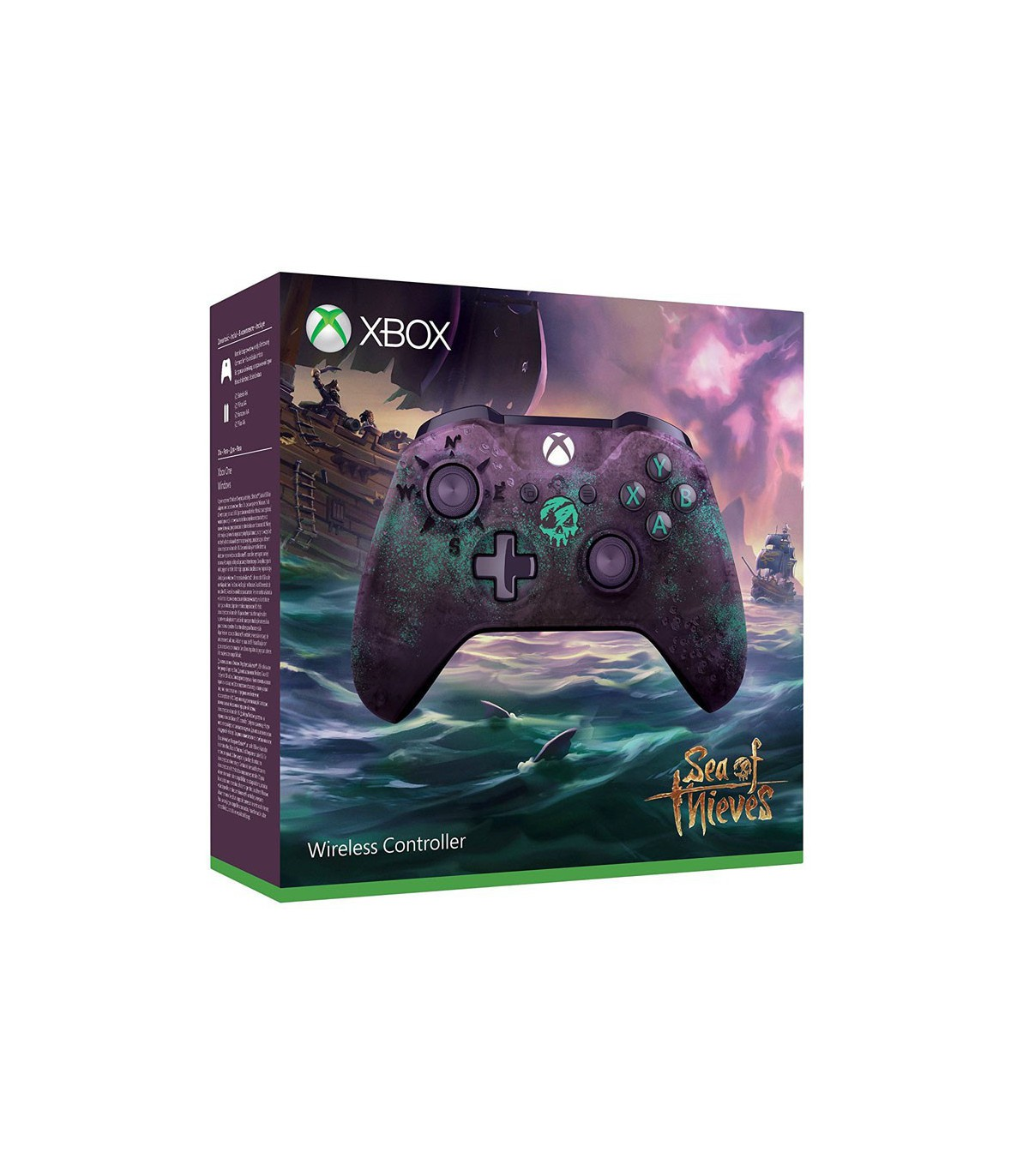 کنترلر Xbox One طرح Sea of Thieves