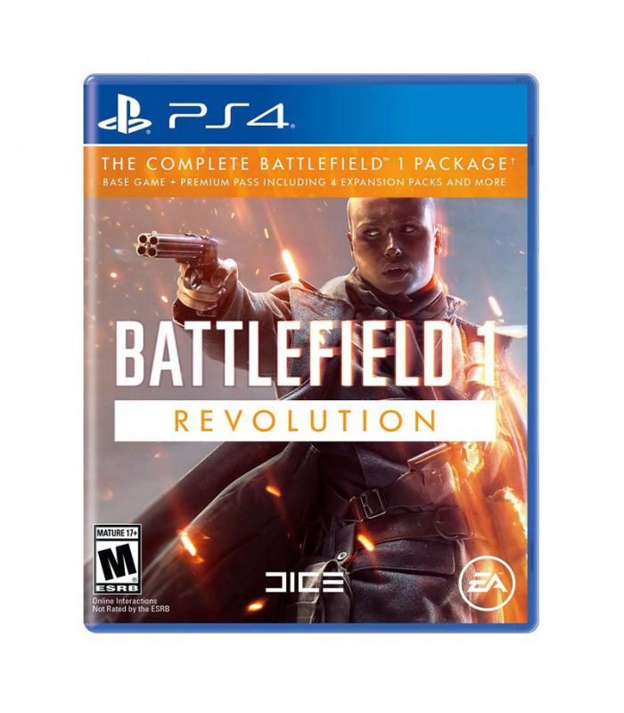 بازی Battlefield 1 Revolution