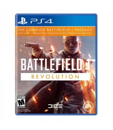 بازی Battlefield 1 Revolution کارکرده - پلی استیشن 4