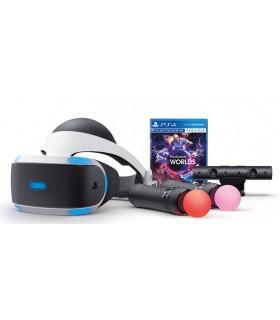 Sony PlayStation VR Bundle Virtual Reality Headset کارکرده ( دست دوم)