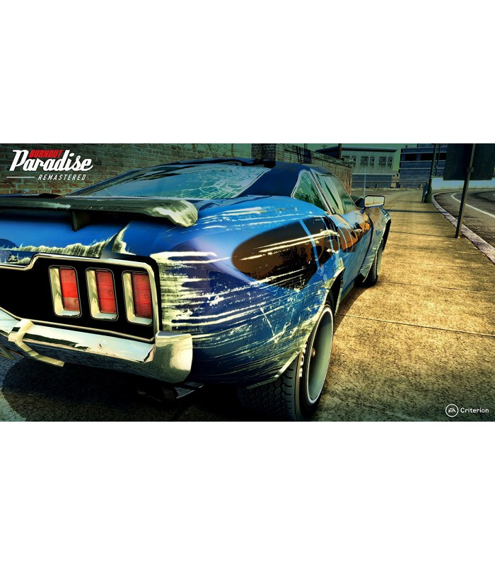 بازی Burnout Paradise Remastered - پلی استیشن 4