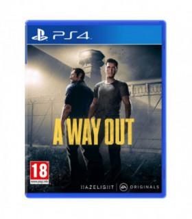 بازی A Way Out - پلی استیشن 4