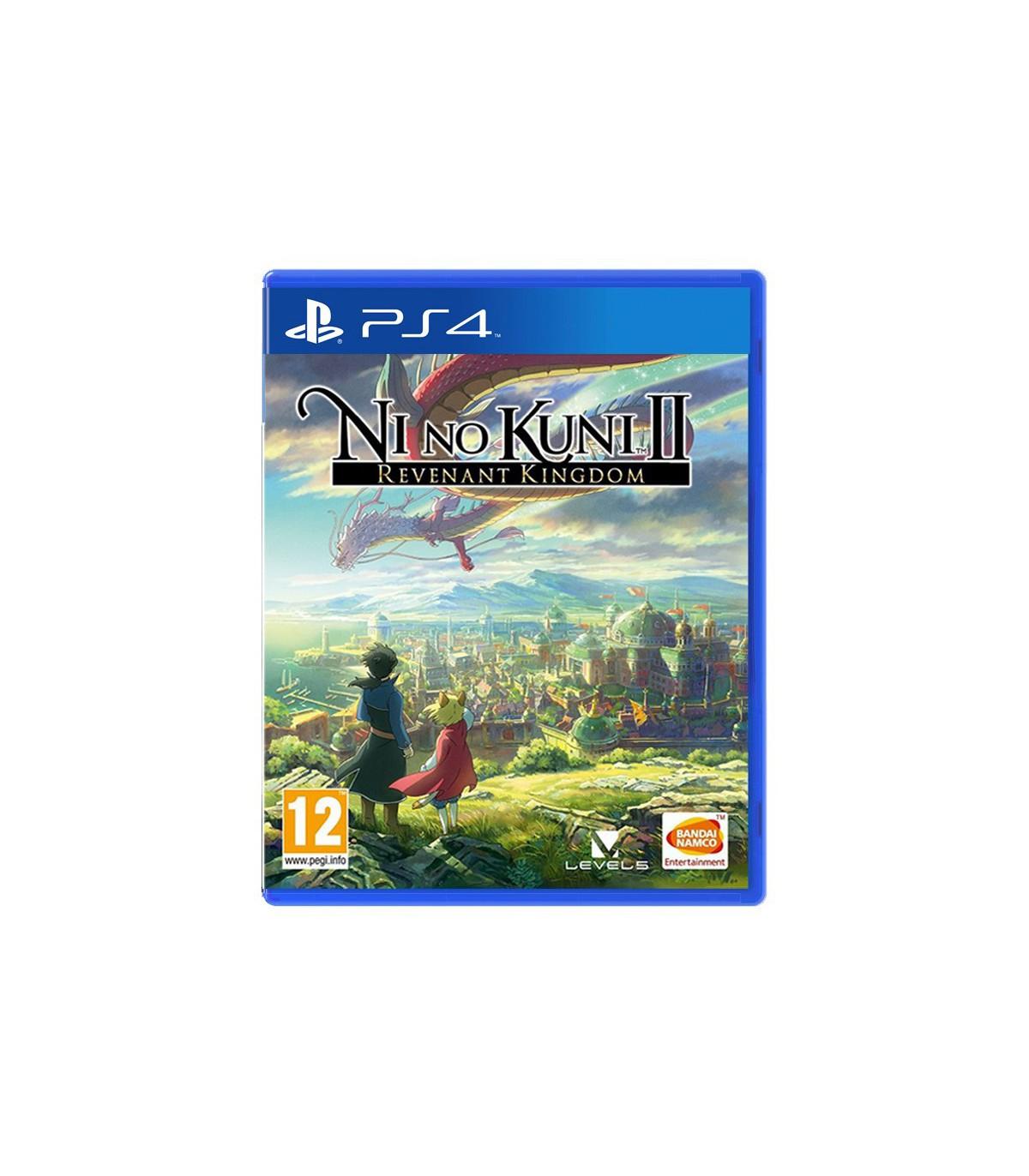 بازی Ni no Kuni II  Revenant Kingdom - پلی استیشن 4