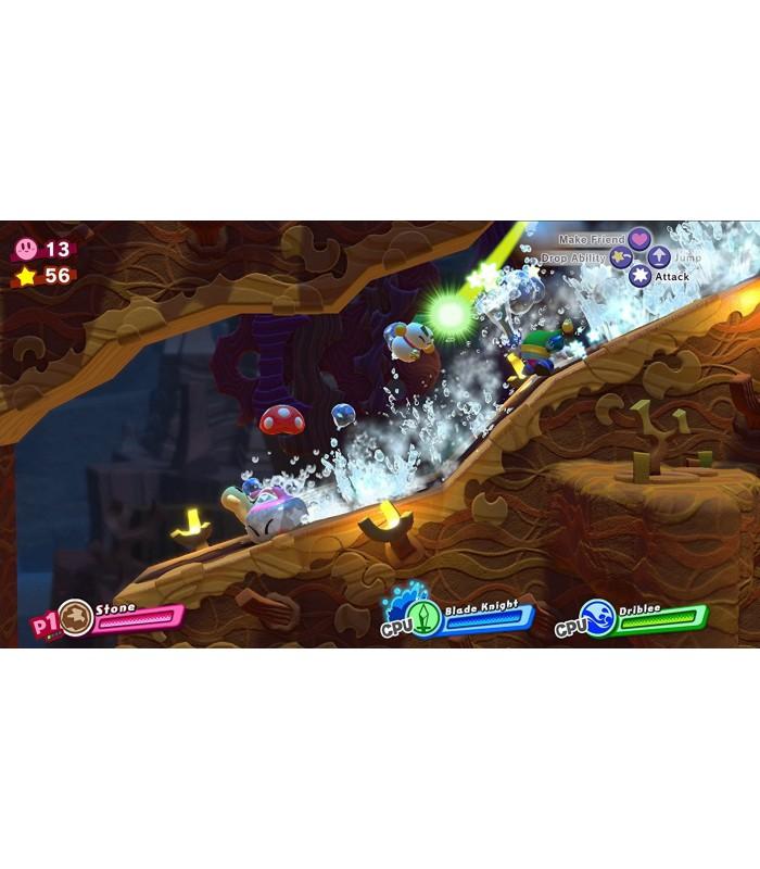 بازی Kirby Star Allies- نینتندو سوئیچ