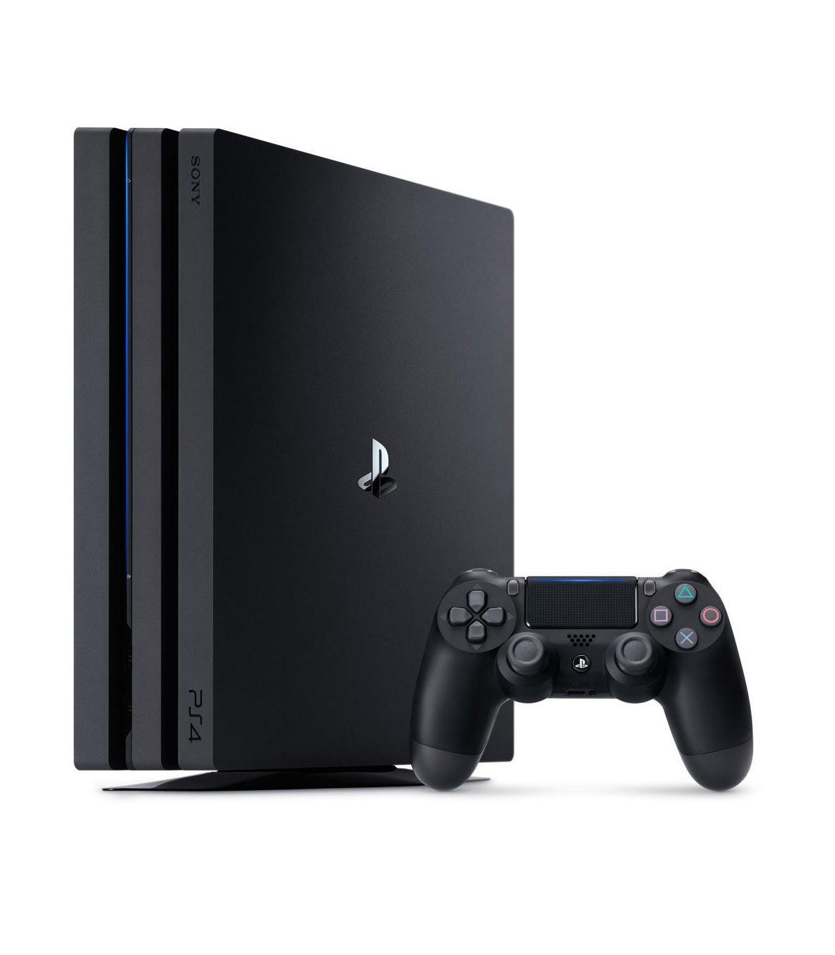 Playstation 4 Pro Region 2 - 1TB کارکرده (دست دوم)