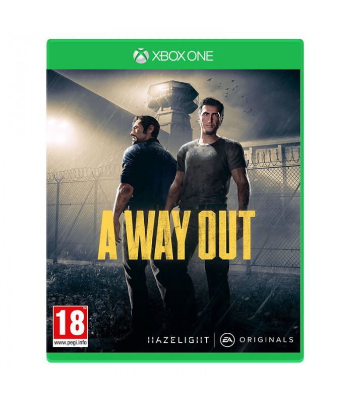 بازی a way out - ایکس باکس وان