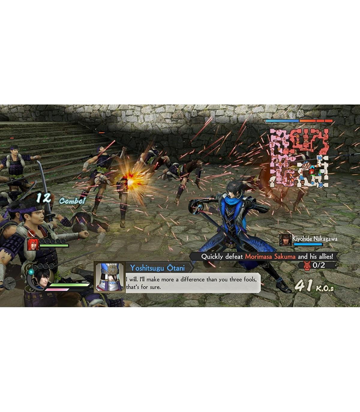 بازی Samurai Warriors 4-II کارکرده - پلی استیشن 4