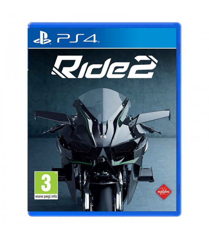 بازی Ride 2 کارکرده - پلی استیشن 4