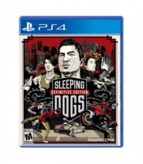 بازی Sleeping Dogs: Definitive Edition کارکرده - پلی استیشن 4
