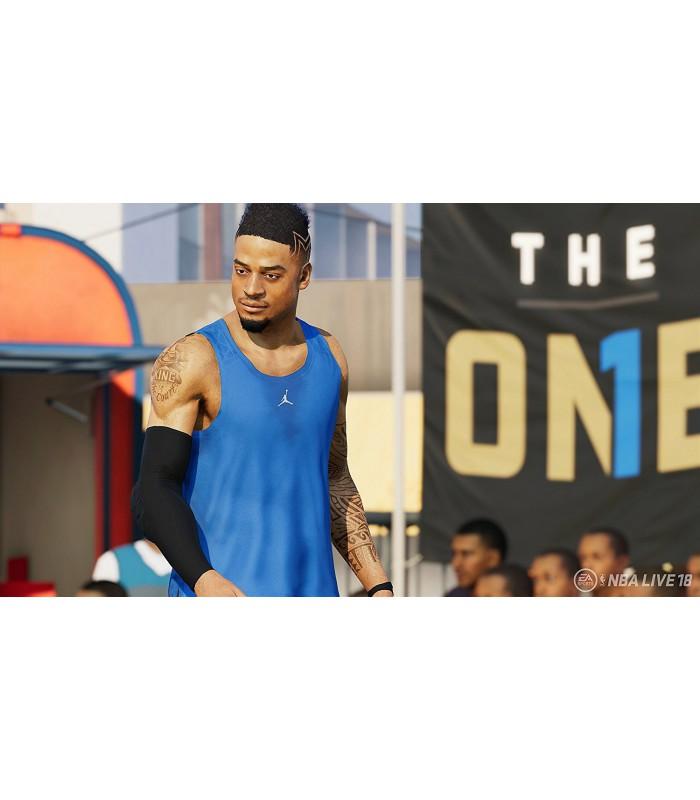 بازی NBA LIVE 18 کارکرده - پلی استیشن 4