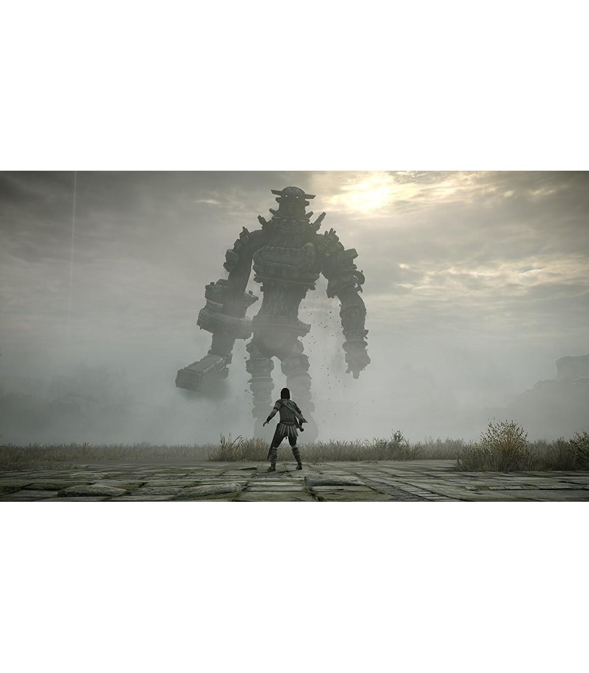 بازی Shadow Of The Colossus کارکرده - پلی استیشن 4