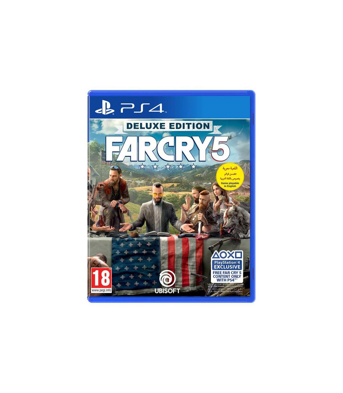 بازی Far Cry 5 - پلی استیشن 4