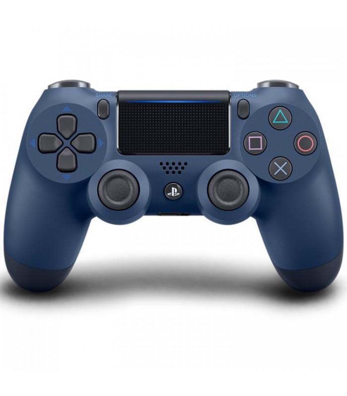 دسته  اسلیم رنگ سورمه ای DualShock 4 Slim Wireless Controller Midnight Blue