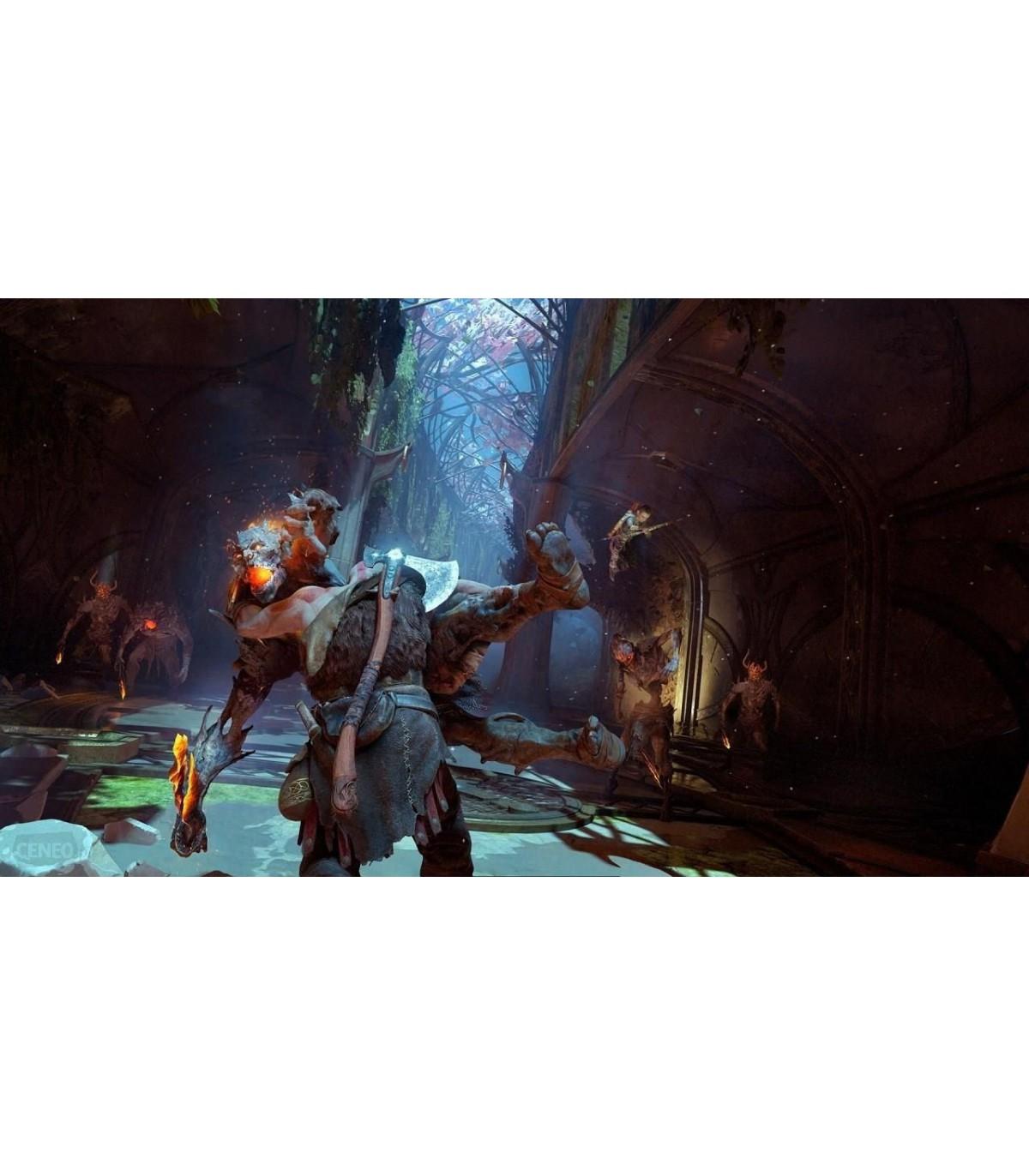 بازی God of War Day One Edition - پلی استیشن 4