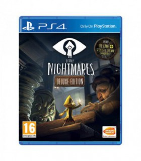 بازی  Little Nightmares Deluxe Edition - پلی استیشن 4