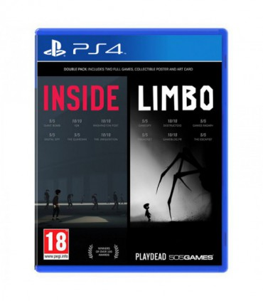 بازی INSIDE / LIMBO Double Pack - پلی استیشن 4