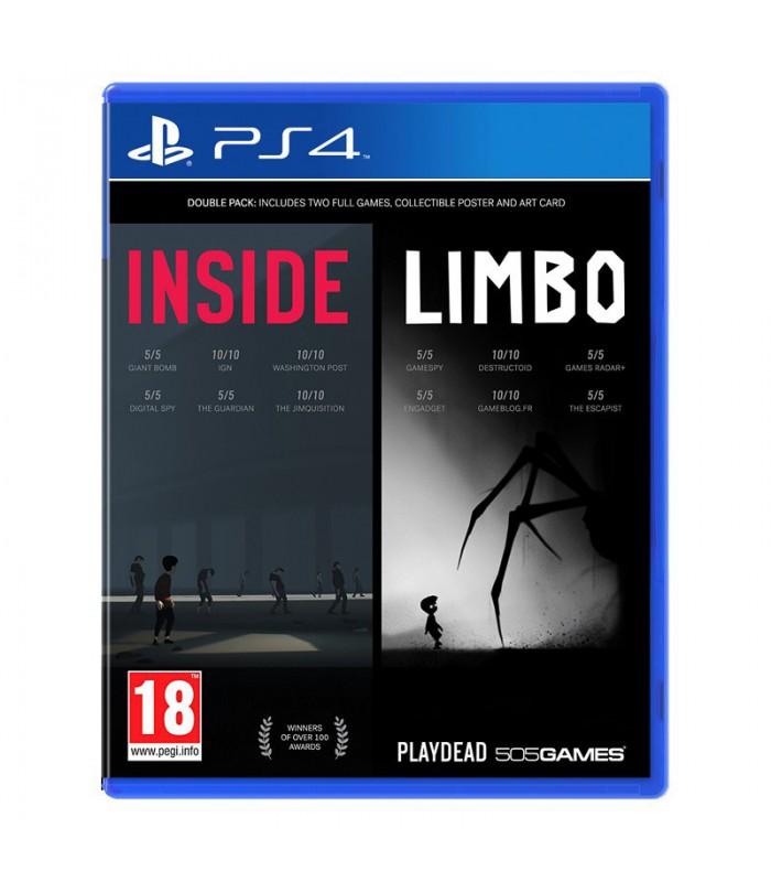 بازی INSIDE / LIMBO Double Pack کارکرده - پلی استیشن ۴