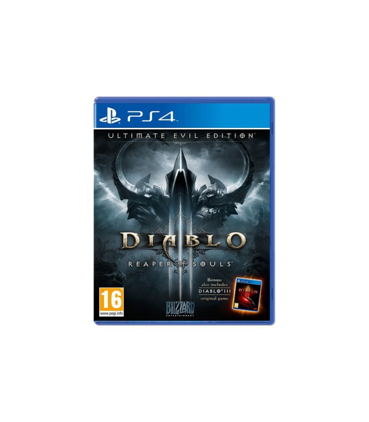 بازی Diablo III: Ultimate Evil Edition - پلی استیشن 4