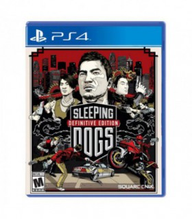بازی Sleeping Dogs: Definitive Edition - پلی استیشن 4