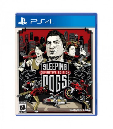 بازی Sleeping Dogs: Definitive Edition - پلی استیشن 4
