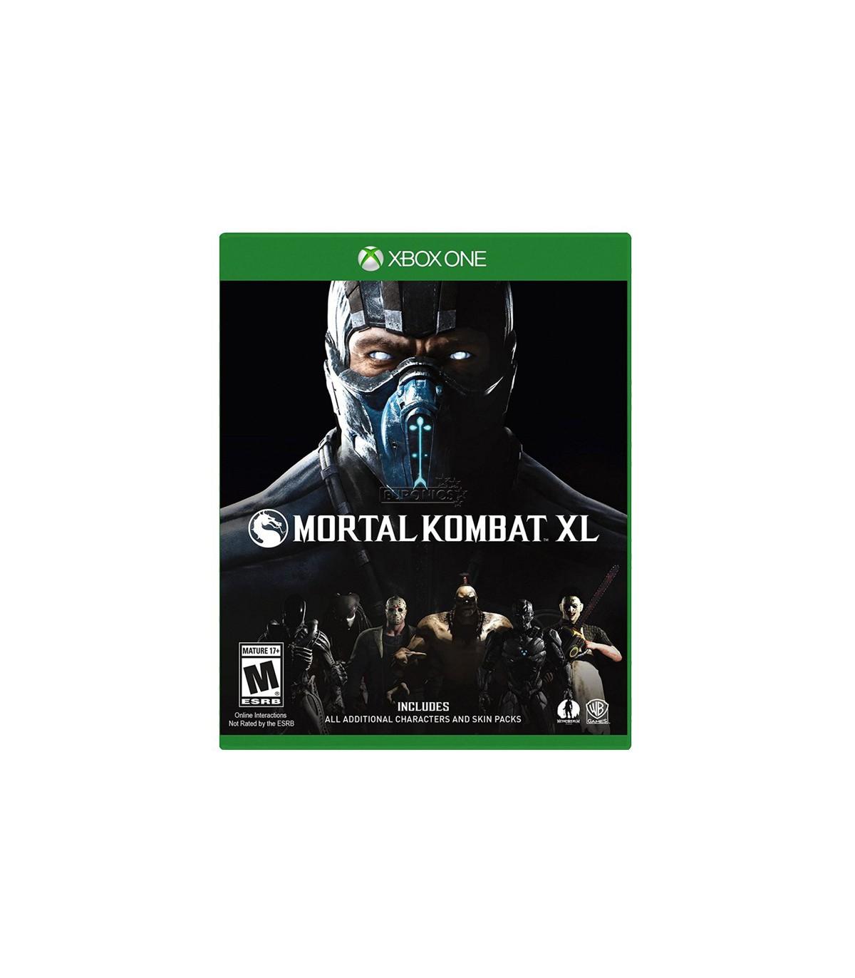 بازی Mortal Kombat XL کارکرده - ایکس باکس وان