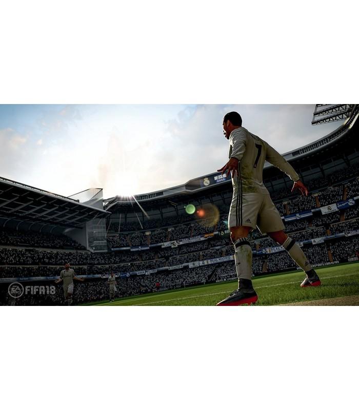 بازی FIFA 18 کارکرده (دست دوم) - پلی استیشن 4
