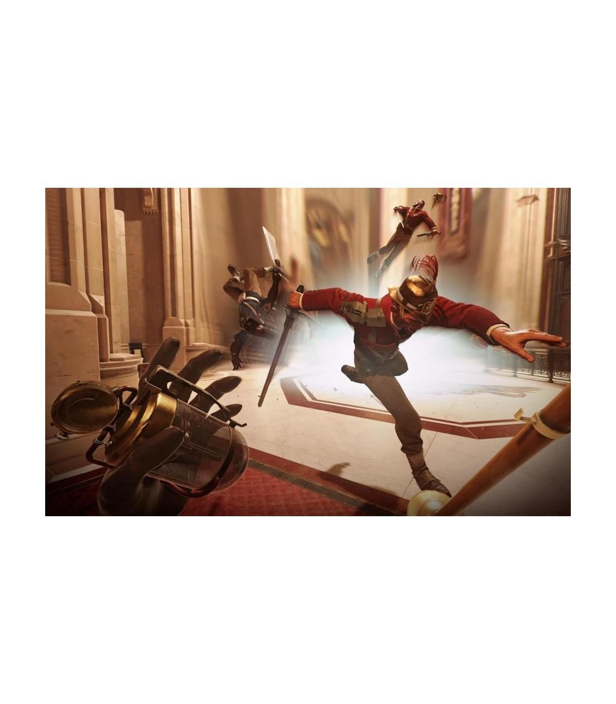 بازی Dishonored:Death of the outsider کارکرده - پلی استیشن 4