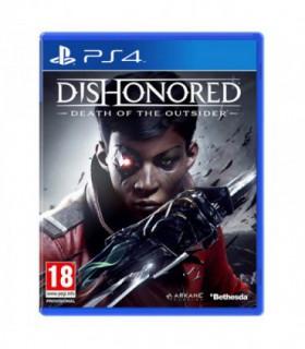 بازی Dishonored: Death of the outsider کارکرده - پلی استیشن 4