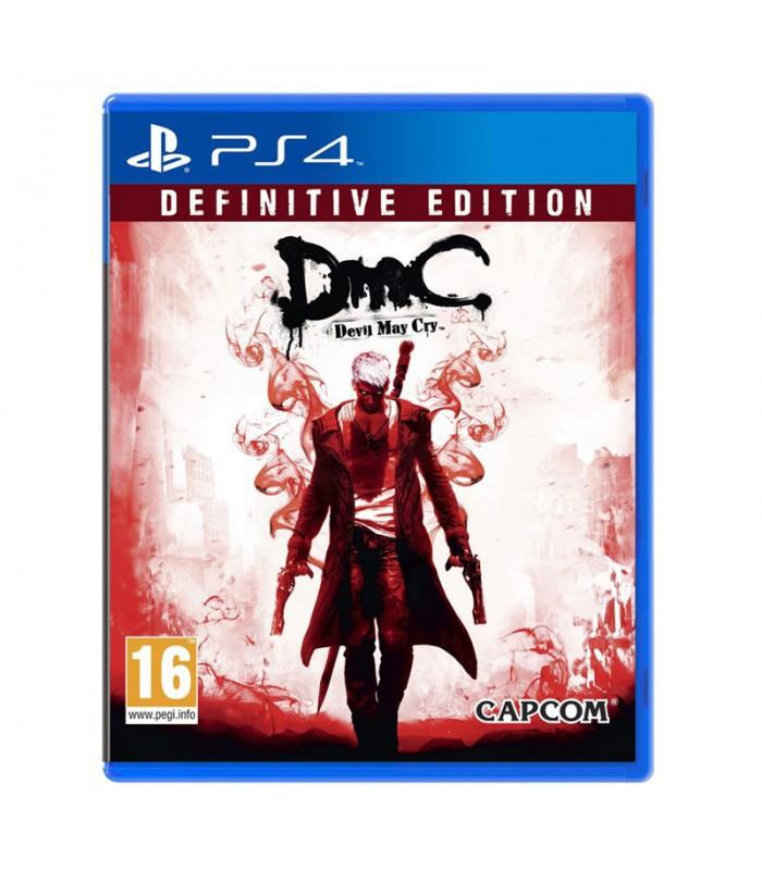 بازی Devil May Cry: Definitive Edition کارکرده - پلی استیشن 4