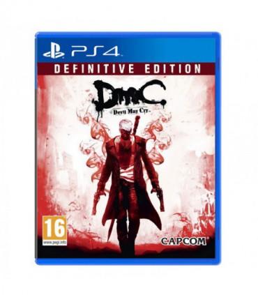 بازی DMC Devil May Cry: Definitive Edition کارکرده - پلی استیشن 4