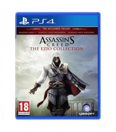 بازی Assassin's Creed The Ezio Collection - پلی استیشن 4