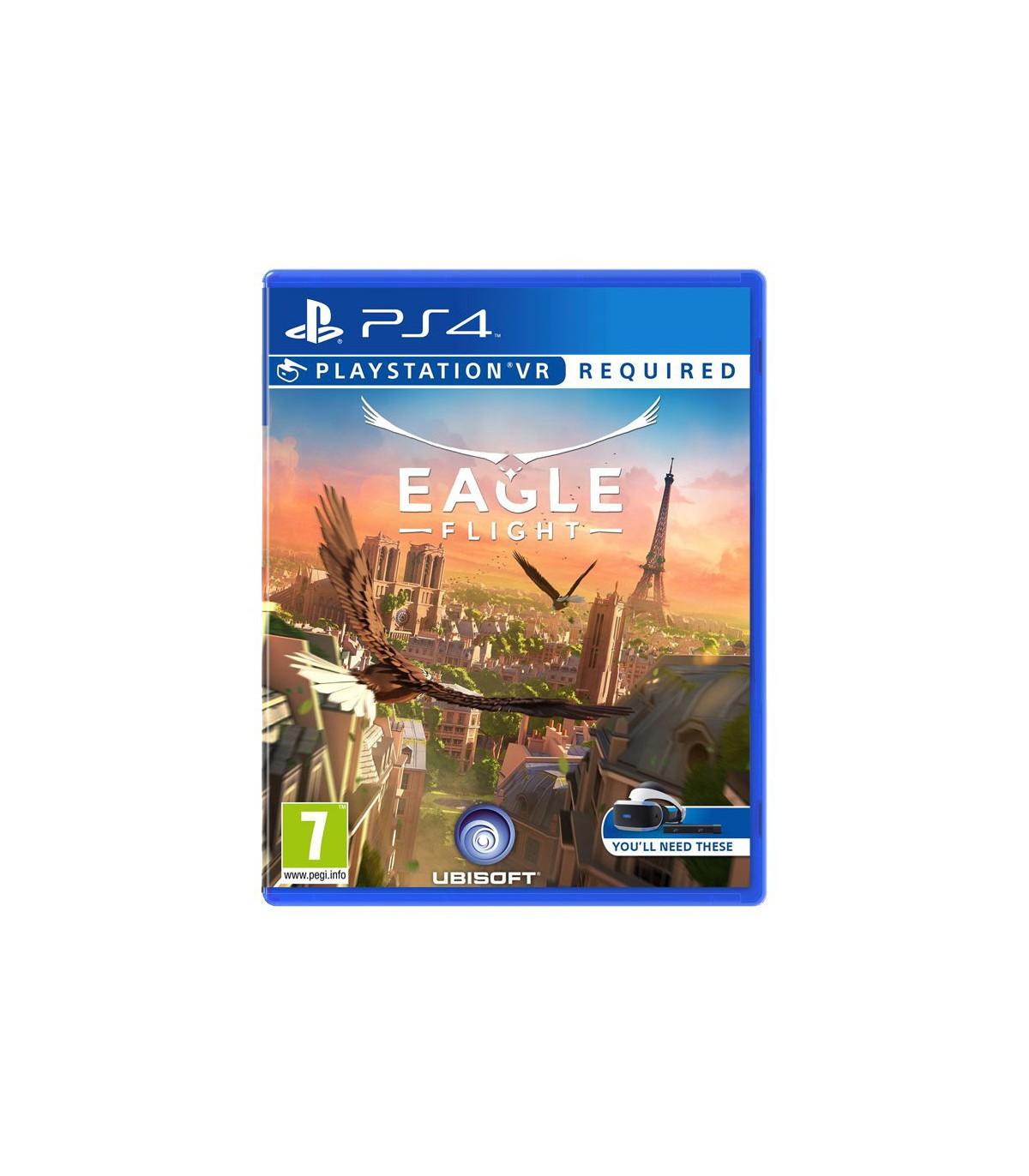 بازی Eagle Flight کارکرده (دست دوم) - پلی استیشن وی ار