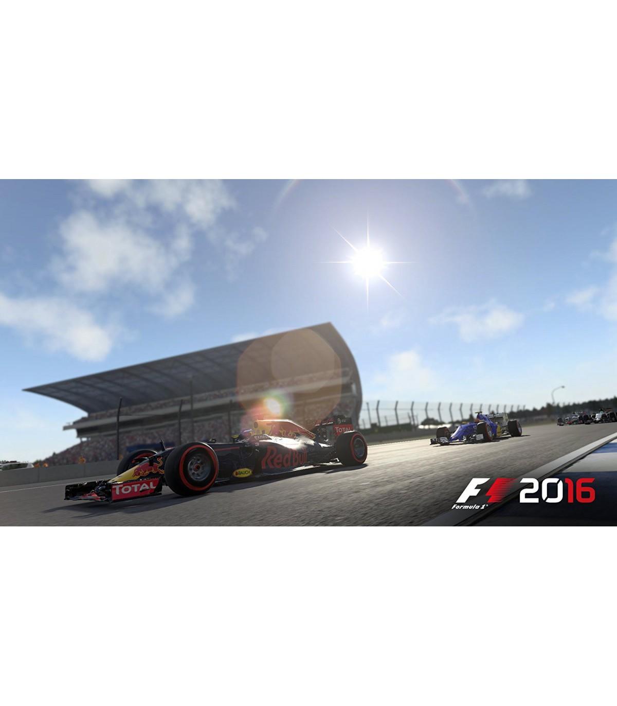 بازی F1 2016 کارکرده - پلی استیشن 4