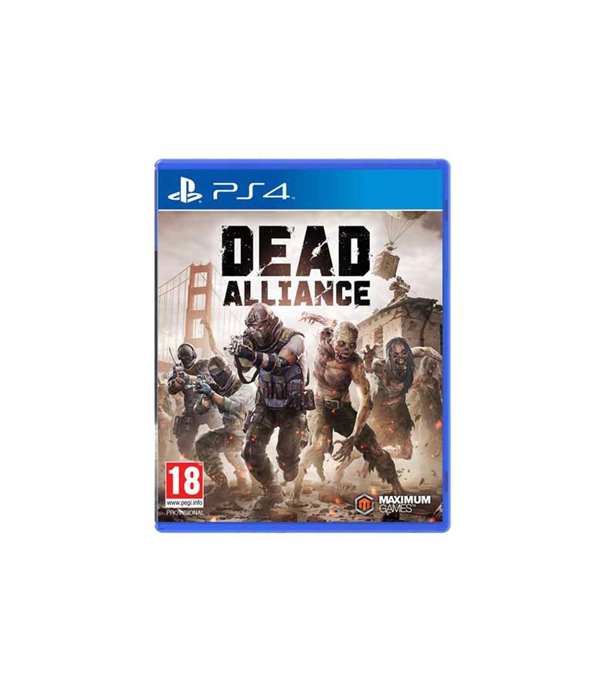 بازی Dead Alliance کارکرده - پلی استیشن 4