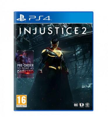 بازی Injustice 2 - پلی استیشن 4