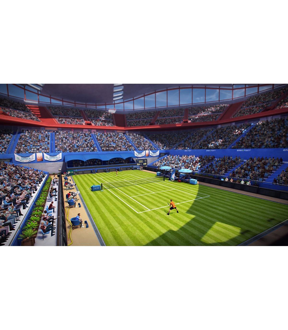 بازی Tennis World Tour - پلی استیشن 4
