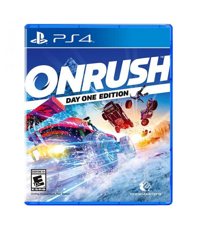 بازی Onrush - پلی استیشن 4