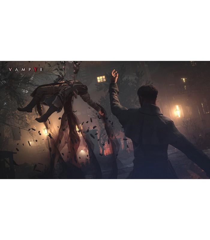 بازی Vampyr - پلی استیشن 4